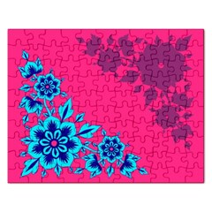4 Jigsaw Puzzle (rectangle)