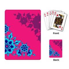 4 Playing Cards Single Design