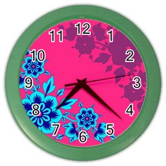 4 Wall Clock (color)