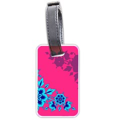 4 Luggage Tag (One Side)