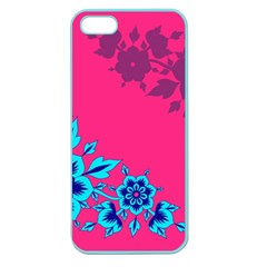 4 Apple Seamless Iphone 5 Case (color)
