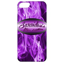 Hope Matters Flames  Apple iPhone 5 Classic Hardshell Case