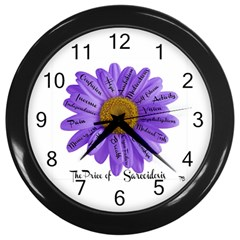 Price Of Sarcoid Wall Clock (Black)