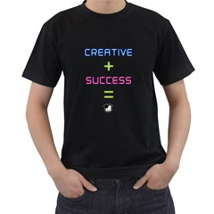 Word Creative And Word Success And Icon Cow04