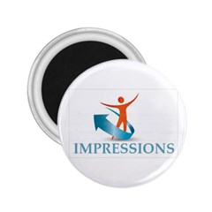 Impressions 2.25  Button Magnet