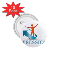 Impressions 1.75  Button (10 pack)