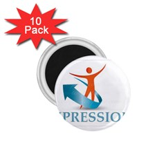 Impressions 1.75  Button Magnet (10 pack)