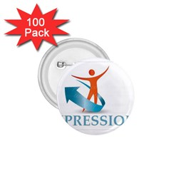Impressions 1.75  Button (100 pack)