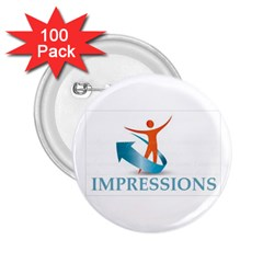 Impressions 2.25  Button (100 pack)