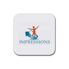 Impressions Drink Coasters 4 Pack (Square)