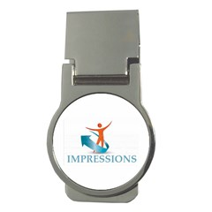 Impressions Money Clip (round)