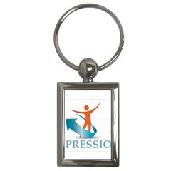 Impressions Key Chain (Rectangle)