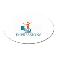 Impressions Magnet (oval)