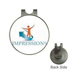 Impressions Hat Clip with Golf Ball Marker