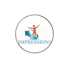 Impressions Golf Ball Marker (for Hat Clip)