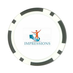Impressions Poker Chip 10 Pack