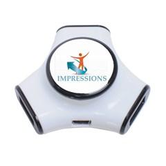 Impressions 3 Port Usb Hub