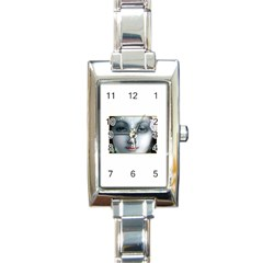 Kisna Rectangular Italian Charm Watch