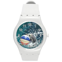 120 Plastic Sport Watch (Medium)