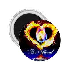 TheFloralCovenant 2.25  Button Magnet