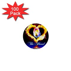 Thefloralcovenant 1  Mini Button (100 Pack)