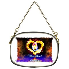 Thefloralcovenant Chain Purse (two Side)