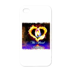 Thefloralcovenant Apple Iphone 4 Case (white)