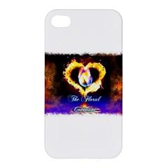 TheFloralCovenant Apple iPhone 4/4S Premium Hardshell Case