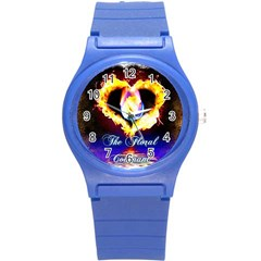 TheFloralCovenant Plastic Sport Watch (Small)