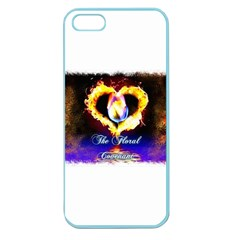 TheFloralCovenant Apple Seamless iPhone 5 Case (Color)