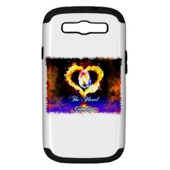 TheFloralCovenant Samsung Galaxy S III Hardshell Case (PC+Silicone)