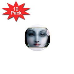 Kisna 1  Mini Button Magnet (10 pack)