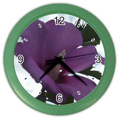 F5 Wall Clock (color)
