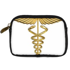 Caduceus Medical Symbol 10983331 Png2 Digital Camera Leather Case