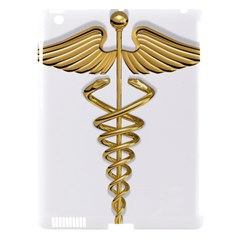 Caduceus Medical Symbol 10983331 Png2 Apple iPad 3/4 Hardshell Case (Compatible with Smart Cover)