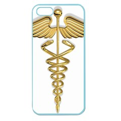 Caduceus Medical Symbol 10983331 Png2 Apple Seamless Iphone 5 Case (color)