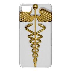 Caduceus Medical Symbol 10983331 Png2 BlackBerry 10 Dev Alpha A (Z10) Hardshell Case