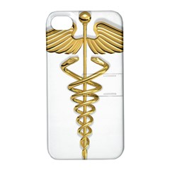 Caduceus Medical Symbol 10983331 Png2 Apple iPhone 4/4S Hardshell Case with Stand
