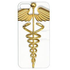 Caduceus Medical Symbol 10983331 Png2 Apple iPhone 5 Hardshell Case with Stand