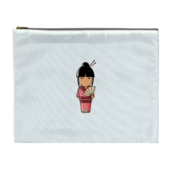 Japanese Geisha Cosmetic Bag (XL)