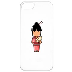 Japanese Geisha Apple iPhone 5 Classic Hardshell Case