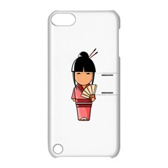 Japanese Geisha Apple iPod Touch 5 Hardshell Case with Stand