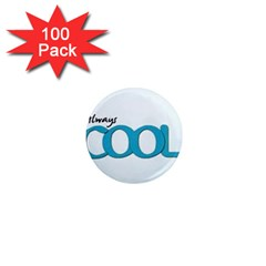 Cool Designs Store 1  Mini Button Magnet (100 Pack)