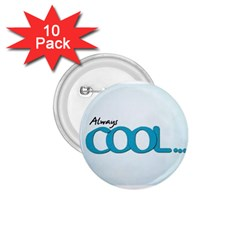 Cool Designs Store 1 75  Button (10 Pack)