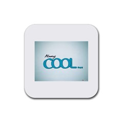 Cool Designs Store Drink Coasters 4 Pack (Square)
