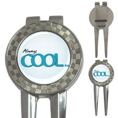 Cool Designs Store Golf Pitchfork & Ball Marker