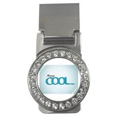 Cool Designs Store Money Clip (cz)