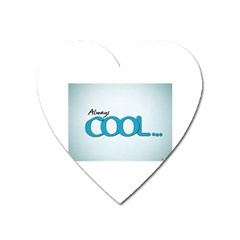 Cool Designs Store Magnet (heart)