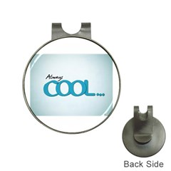 Cool Designs Store Hat Clip with Golf Ball Marker