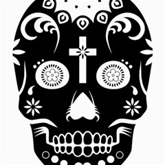 Sugar Skull Canvas 20  x 20  (Unframed)